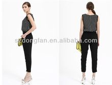 spandex printed woman bodycon jumpsuits stylish 2014 Best Seller follow this link http://shopingayo.space