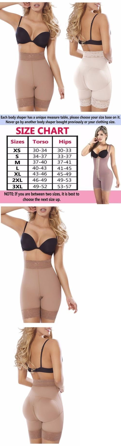 Shapewear 11530: Post-Surgery Girdle, Levanta Cola Body Shaper Panty Boxer, Fajas Colombianas -> BUY IT NOW ONLY: $44 on eBay!