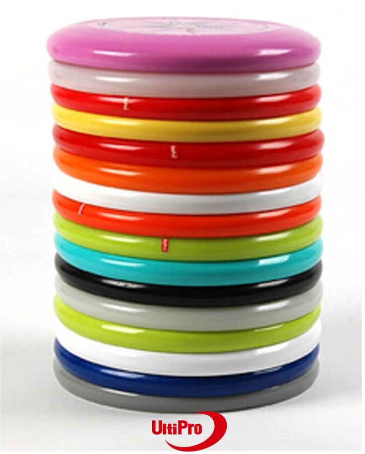 1pc 175g Ultimate Disc+1 pc 135g Junior Ultimate Disc Misprint Slightly Flaw Random Colors And Designs Free Shipping