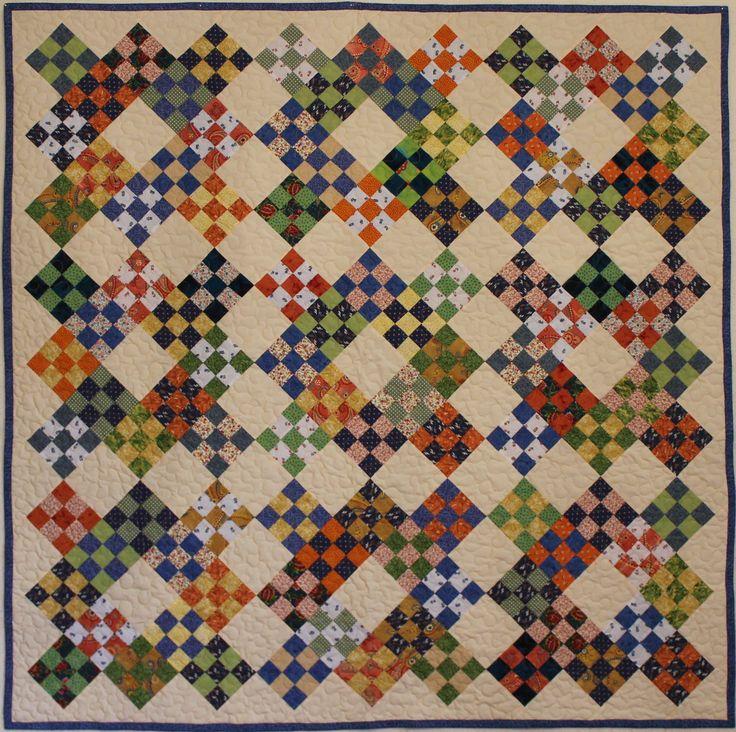 2015 Toddler Quilt, pattern Camille Roskelley