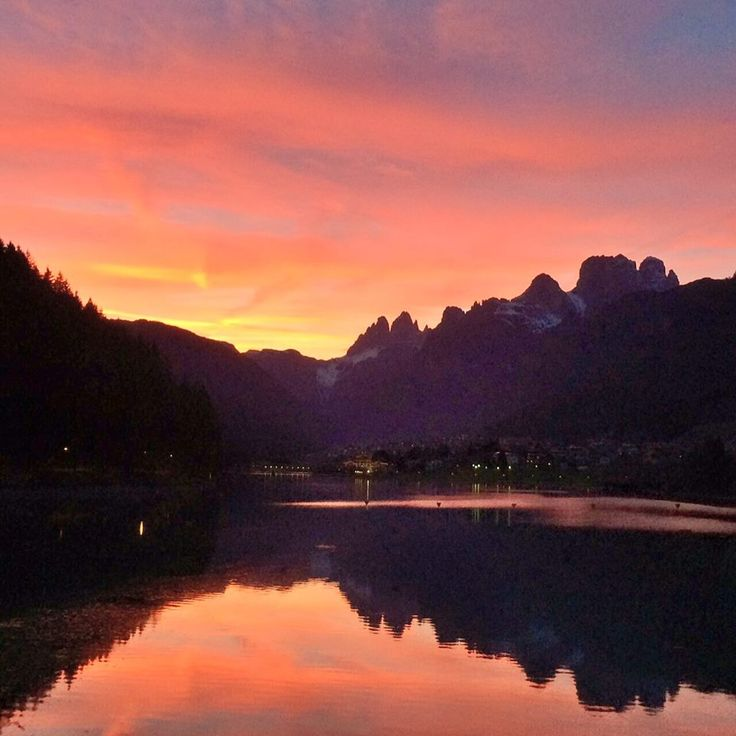 Auronzo di Cadore - Dolomiti - Italy #auronzomisurina #dolomites