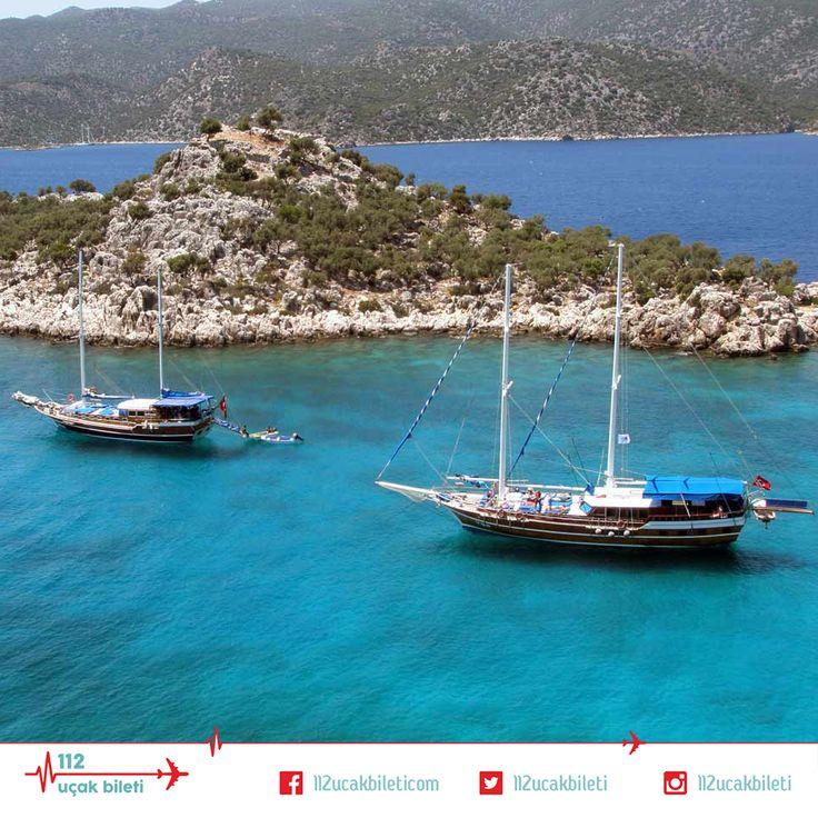 Denize, doğaya ve tarihe dair her şeyi Antalya'da bir arada bulabilirsiniz. Üstelik şimdi #Ankara'dan, #Antalya'ya 69 TL'den başlayan fiyatlarla #uçuyoruz. #Tatil