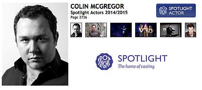 Colin McGregor