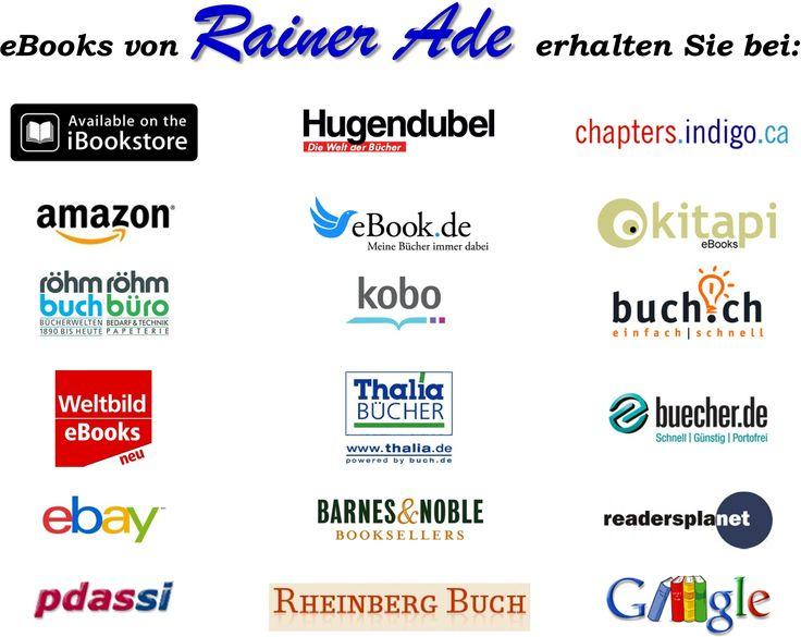 In diesen Shops bekommen Sie eBooks von Rainer Ade