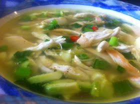 A Happy and Healthy Whirlwind of a Life...: Fall - Soup Weather