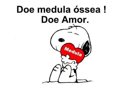 DADOR DE MEDULA ÓSSEA - http://gostinhos.com/dador-de-medula-ossea/