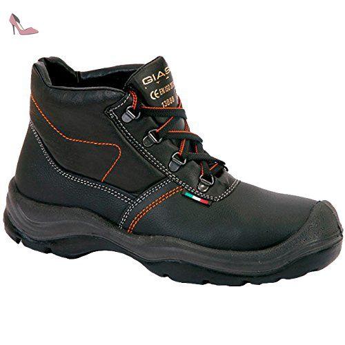 Giasco AC880B42 Verdi Bottes à lacets S2 Taille 42 Noir - Chaussures giasco (*Partner-Link)