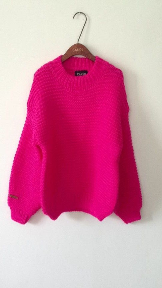 4356c36857 Women Korean Sweater Thick Coarse Wool Knitted Lantern Sleeve Tops Fashion  Casual For Spring Autumn Winter Knitted Pullover