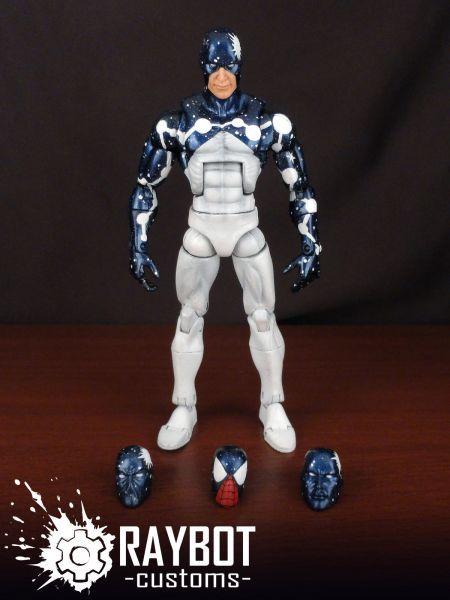 Captain Universe (Marvel Legends) Custom Action Figure