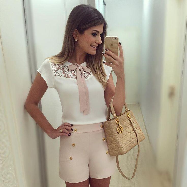 {Do dia} De @musebrasil • #lookdodia #lookoftheday #ootd #selfie #blogtrendalert