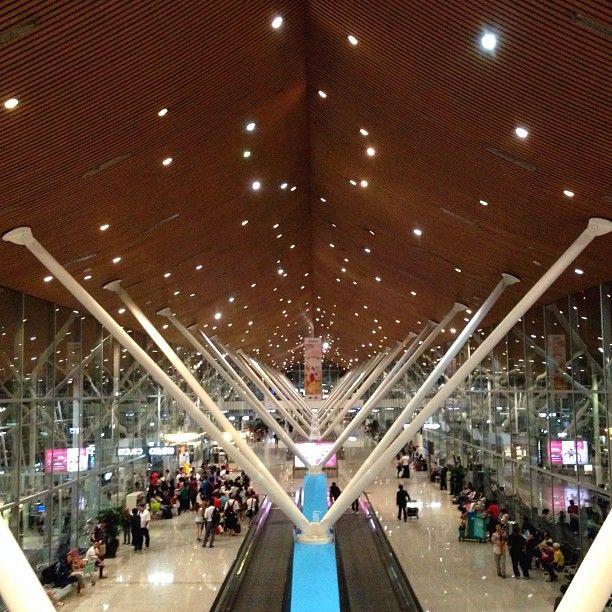 Kuala Lumpur International Airport (KUL) in Sepang, Selangor