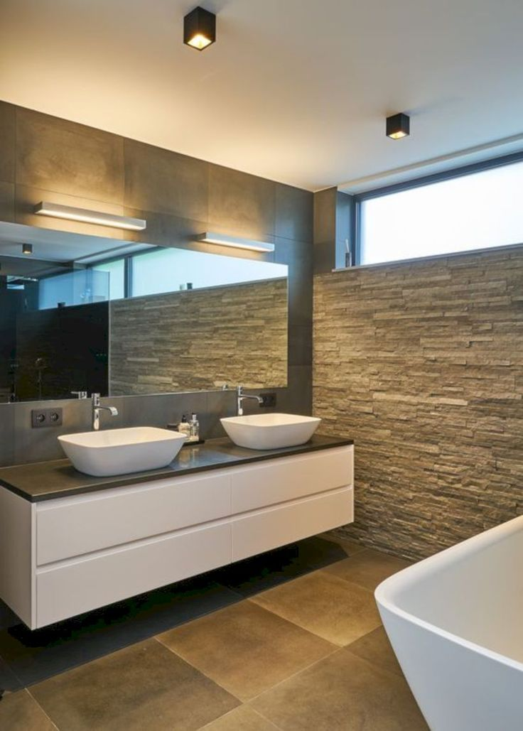 40 Cool Bathroom Designs That Will Inspiration This Fall – Bad
