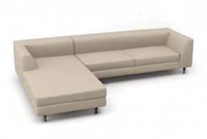 a la mod | viesso's blog about life in the modern home - Modern L Shaped Couches on Sale | Viesso