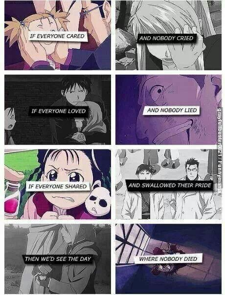 Fullmetal Alchemist: Brotherhood. I'm watching it right now, and it's A++
