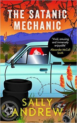 The Satanic Mechanic is a tender complicated love story, where Maria comes to terms with her past and her future with Henk. And, there's a mystery that brings everything together quite nicely: The Satanic Mechanic: A tender, complicated love story. And murder mystery http://editingeverything.com/blog/2017/12/06/satanic-mechanic-tender-complicated-love-story-murder-mystery/
