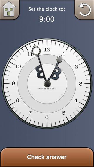 BB Teaching Clock by BorgB