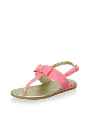 54% OFF Pampili Kid's Sandal (Sweet Coral)