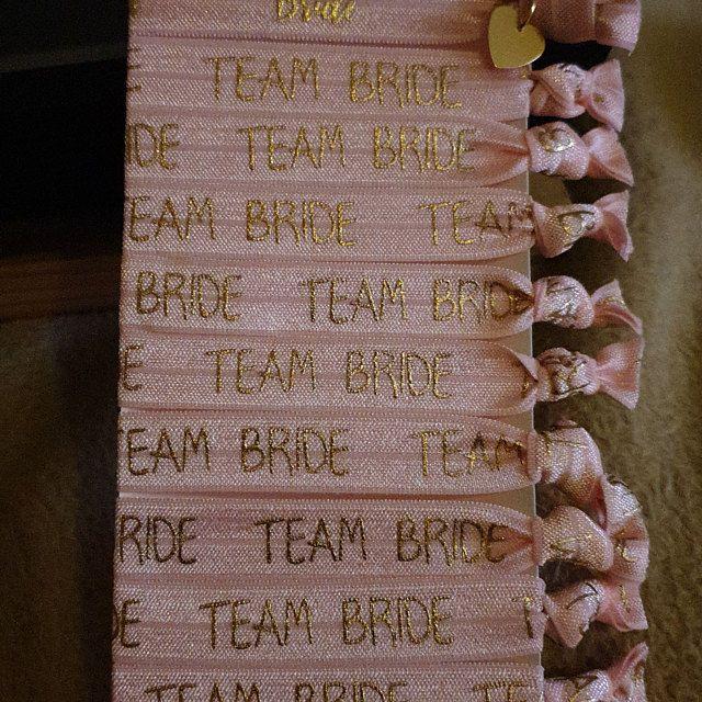 Bride Braut Perlen Armband Hochzeit Bridesmaid Junggesellinnenabschied JGA