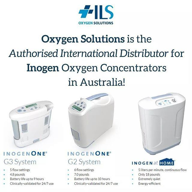 #OxygenSolutions is the Authorised International Distributor for #Inogen Oxygen Concentrators for Australia!  Breathe Easy with the Inogen #PortableOxygenConcentrators!  http://oxygensolutions.com.au/inogen-oxygen-concentrators