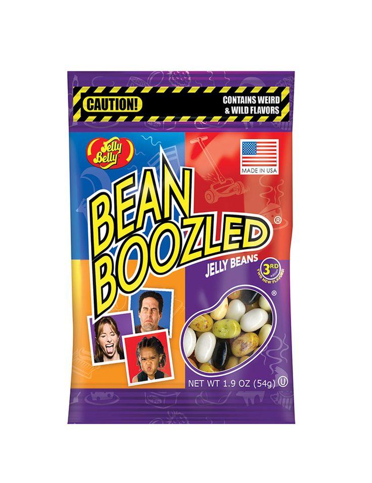 Golosinas Jelly Belly Bean Boozled 54 g: Esta bolsa de golosinas Bean Boozled es…