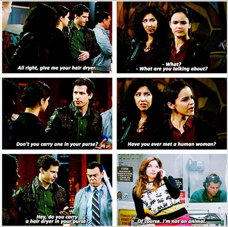 Brooklyn Nine-Nine! Andy Samberg is a comedy genius!!