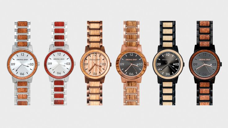 Original Grain Barrel Watch Collection - http://DesireThis.com/3630 - Original Grain has launched their newest collection: The Barrel. This unique line will present watch lovers with six original designs to choose from and the option to include a first-of-its-kind DUO band that will serve as an adapter for the Apple Watch. Fans of a classic timepiece and Apple's latest technology, will now be able to proudly display the Barrel design on their outer wrist and their App