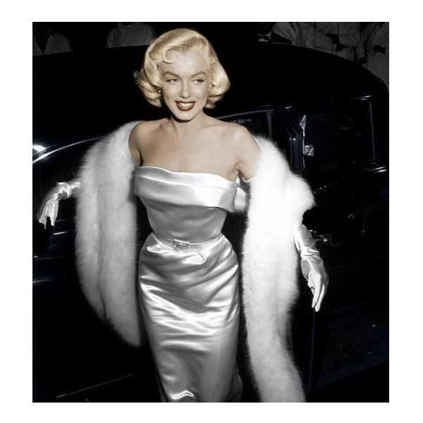 Evening dress tumblr marilyn