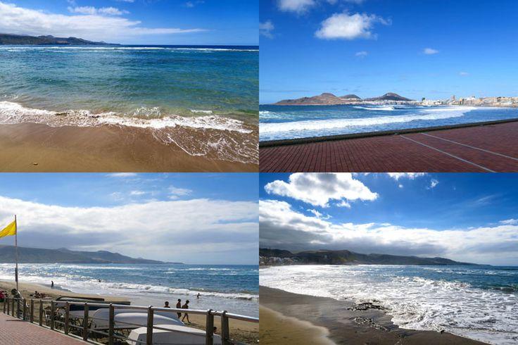 Las Palmas de Gran Canaria plage