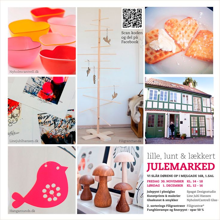 julemarked_mejlgade  Our Christmas Market this weekend
