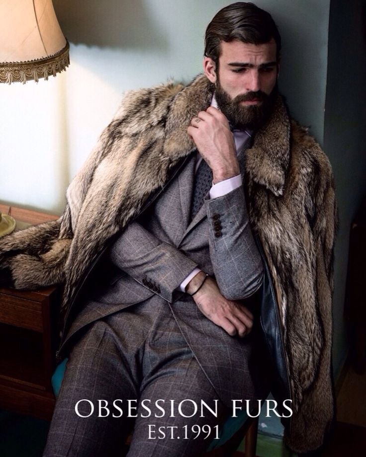Obsession furs jacket Kitt fox