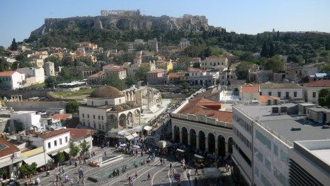Asia or Athens? Best Cities to Rent an Apartment. Photo by Elisa Atene