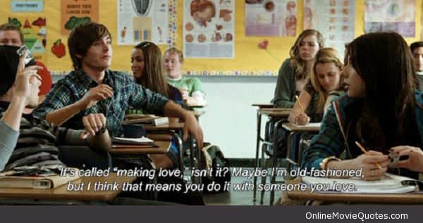 17 Again Movie #Quote w/ Zac Efron Visit www.OnlineMovieQuotes.com to see more movie scenes & quotes!