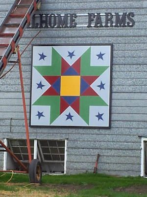 Prince Edward County Barn Quilt Trail | Ontario Barn Quilt Trails