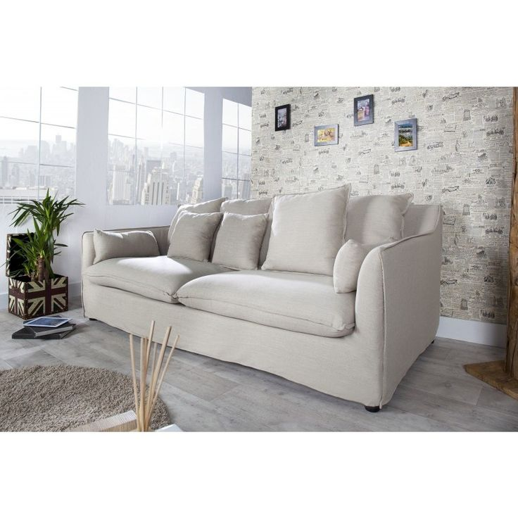 Moderne sofa bank Heaven beige - 22688   Banken   Pinterest   Banks ...