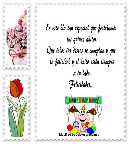 descargar frases bonitas para quinceañera,enviar mensajes para quinceañera:  http://www.datosgratis.net/hermosos-discursos-para-quinceaneras/