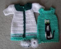Cat nap 18″ doll – Free Original Patterns – Crochetville