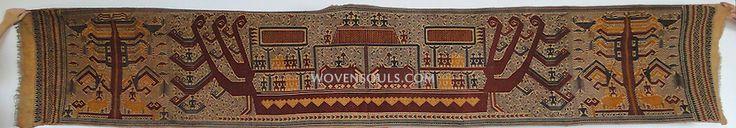 PALEPAI SHIP CLOTH FROM SUMATRA | WOVENSOULS.COM
