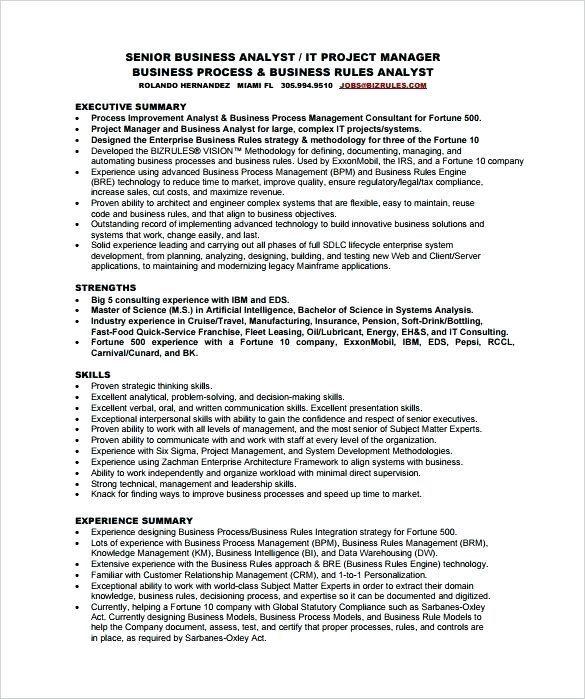 96 Free Resume Artist Ideas In 2020 Business Resume Template Business Resume Business Analyst