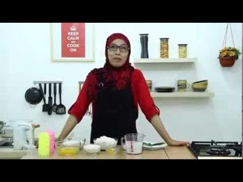 Cara Membuat Kue Putu Ayu | Cara Memasak | Resep Masakan