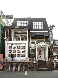 Dori Kitchen_梨泰院·龙山(首尔)的美食店铺|韩国旅游网 韩巢
