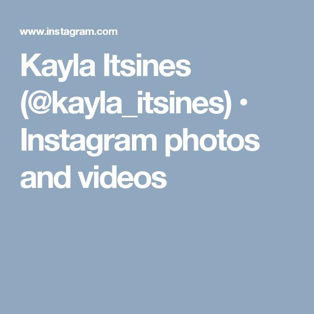 Kayla Itsines (@kayla_itsines) • Instagram photos and videos