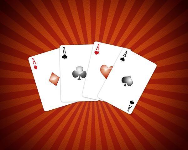 Снятие порчи на игральные карты.