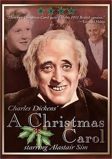 A Christmas Carol, 1951, Alastair Sim- we watch this version every year!!!