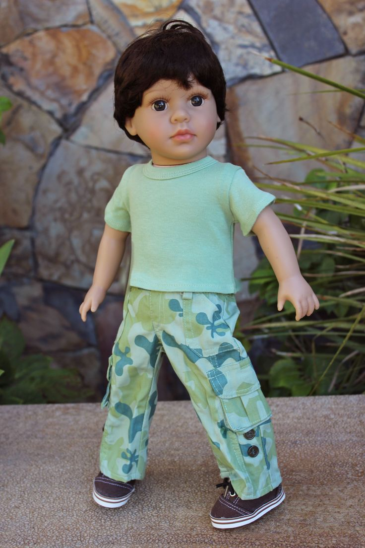 """VISIT OUR STORE www.harmonyclubdolls.com Boy Dolls same size as American Girl 18"""" Dolls"""