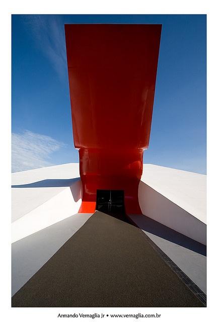 São Paulo, Brasil, Oscar Niemeyer.