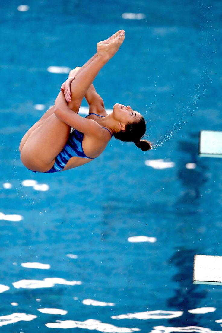 Kassidy Cook (USA)   2016 FINA Diving World Cup - Olympic Beauty
