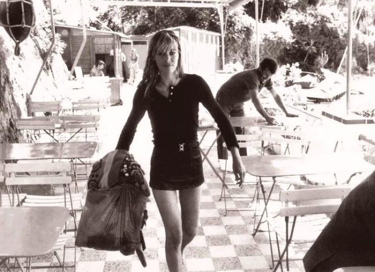 Anita Pallenberg - Roundhill, Jamaica