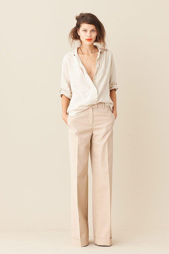Cool  Gt Women39s Clothing XXL Gt PAOLA JOY XXL Light Beige Pants For Women