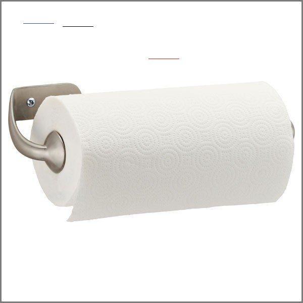Paper Towel Holder Ideas Best Paper Towel Holders Kitchen