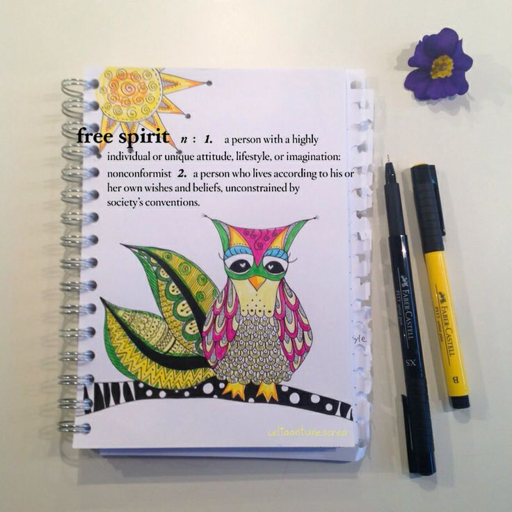 Owl free spirit